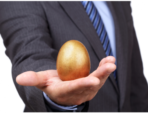 Op zoek naar gouden eieren? Ontwikkel jouw nieuwsgierigheid!